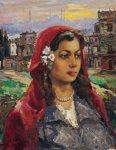 İbrahim Safi (1898-1983). Turkish gypsy