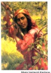 N. Kharitonov Young Gypsy
