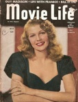 R. Hayworth - Movie Life - 6-1946