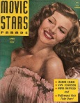R. Hayworth - Movie Stars 4-1946