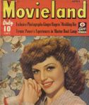 R. Hayworth - Movieland 4-1943