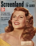 R. Hayworth - Screenland 8-1953
