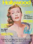 Rita Hayworth - Hollywood Studio Magazine - 2-1978