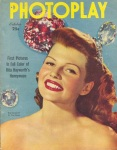 Rita Hayworth - Photoplay 10-1949