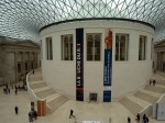 20. Reading Room of the British Museum in London. Reading Room is located in the Grand Courtyard of the British Museum. (JON SULLIVAN)