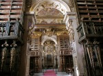 25. Coimbra University Library Zhuanina in Portugal. (WORDMAN1)