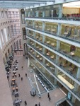 29. Public Library in Vancouver, British Columbia, Canada. (MICHAEL FRANCIS MCCARTHY)