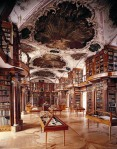 9. Library holds 2100 manuscripts, dating from the VIII - XV centuries., 1650 incunabula (printed before 1500) and old printed books. Results in the library of about 160,000 volumes.