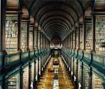 Library of Trinity College at the University of Dublin. (Skylark Studio)