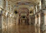 Abbey Library Admont, Austria. (Ognipensierovo)