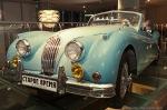 Jaguar XK 140, 1956