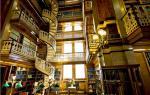 Law Library of Iowa, USA. (Tani Livengood)