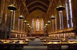 Library of the University of Washington, Seattle, Washington. (Sam)
