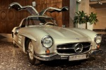 Mercedes-Benz 300 SL Gullwing Coupe, 1957