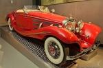 Mercedes-Benz 540K, 1936
