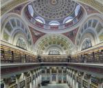 National Library of Finland in Helsinki. (Marj-Liisa)