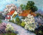 Sergey Andreev (Crimea). Spring
