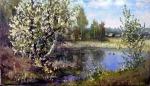 Sharoykin Gennady. Blooming Spring