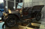 The gem of the collection is this 1907 Darracq 18HP Double-Phaeton