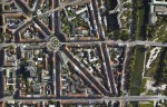 Area Gertnerplats in the center of Munich, Germany. (© Google, COWI A  S)