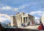 James Stuart, 1755-60, Ερέχθειο, Royal Institute of British Architects.