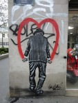 Paris, France. Author Nick Walker.