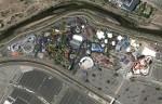 Theme Park «Elitch Gardens», Denver, Colorado. (© Google)