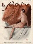 Armand Vallée 1928 Lingerie Nude