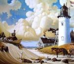 Charles Wysocki - Dreamers