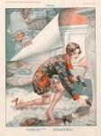 Hérouard 1930 Santa Claus Stockings