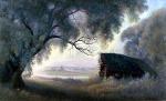 N.Kasatkin. Twilight
