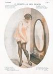 Vincent-Anglade 1930'' Le Conseiller des Graces'' Stockings
