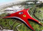 Πάρκο ψυχαγωγίας «Ferrari World» Αμπού Ντάμπι