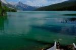 Medicine Lake, Alberta, Canada