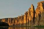 National Nature Park Lena Pillars, Yakutia, Russia