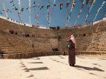 Roman amphitheater, Jordan. (Brian Taylor)