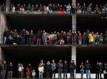 Spectators races Formula 1 Lithuania. (Ruta Balciunaite)