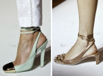 YVES SAINT LAURENT SHOES 1