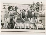 Bathing beauties - 1920
