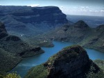 Blyde River Canyon, Africa.