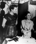 Elizabeth Taylor Celebrates her 31 st Birthday at Pinewood Studios