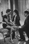 """Cleopatra"" (Cleopatre) of Joseph L. Mankiewicz In United States In 1963-"