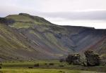 Eldgeya, Iceland.