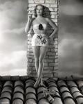 Jane Greer wearing Catalina Swimwear 1948