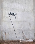 London. Author  Banksy.