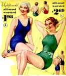 the 1930s -1934 swimsuits 2