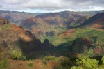Waimea Canyon, Hawaii.