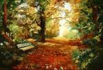 Andrei Bogdanov. Autumn Park