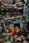 00011_13, Angkor, Cambodia, 1998.Untold_book