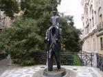 Πράγα, Τσεχία. Μνημείο για Franz Kafka